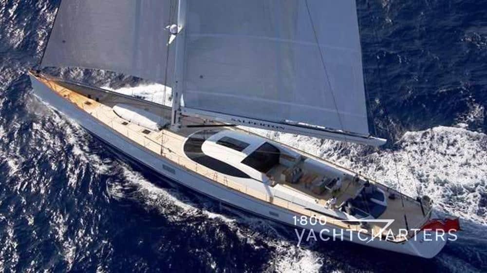 Salperton IV sailboat