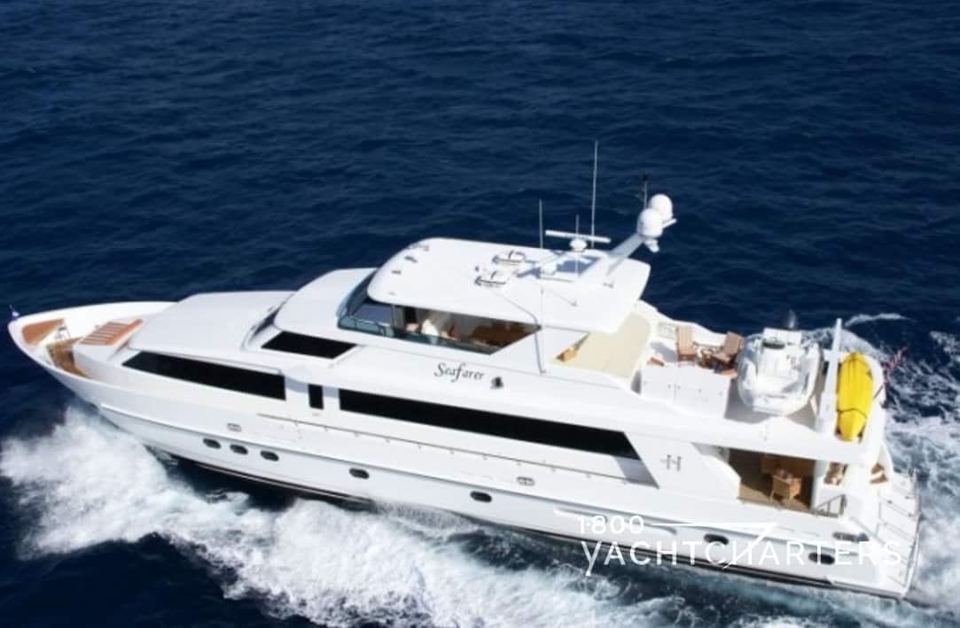 Seafarer yacht