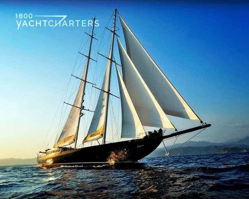 Gulet photo of yacht, Regina..