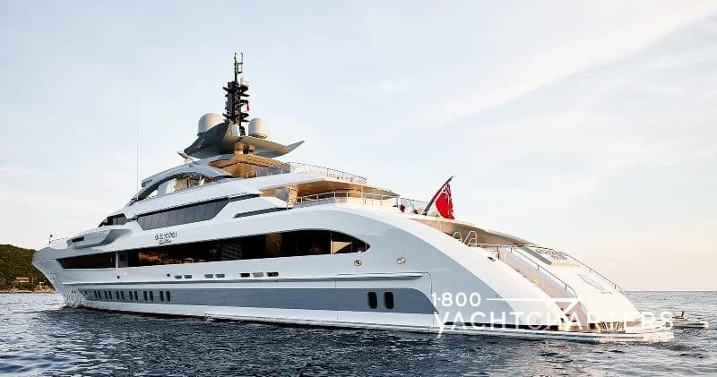 Galactica Super Nova profile by 1-800 Yacht Charters
