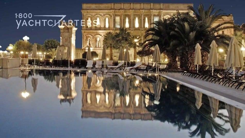Photograph of Çiragan Palace Kempinski, Istanbul
