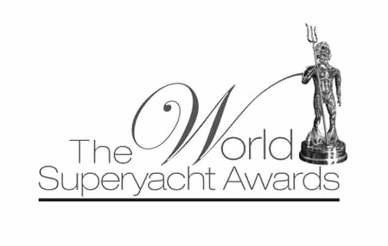 Logo for The World Superyacht Awards