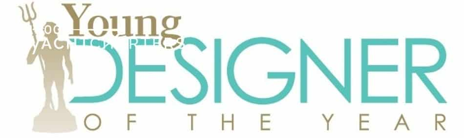 Logo for Young Designer of the Year Award in yachts
