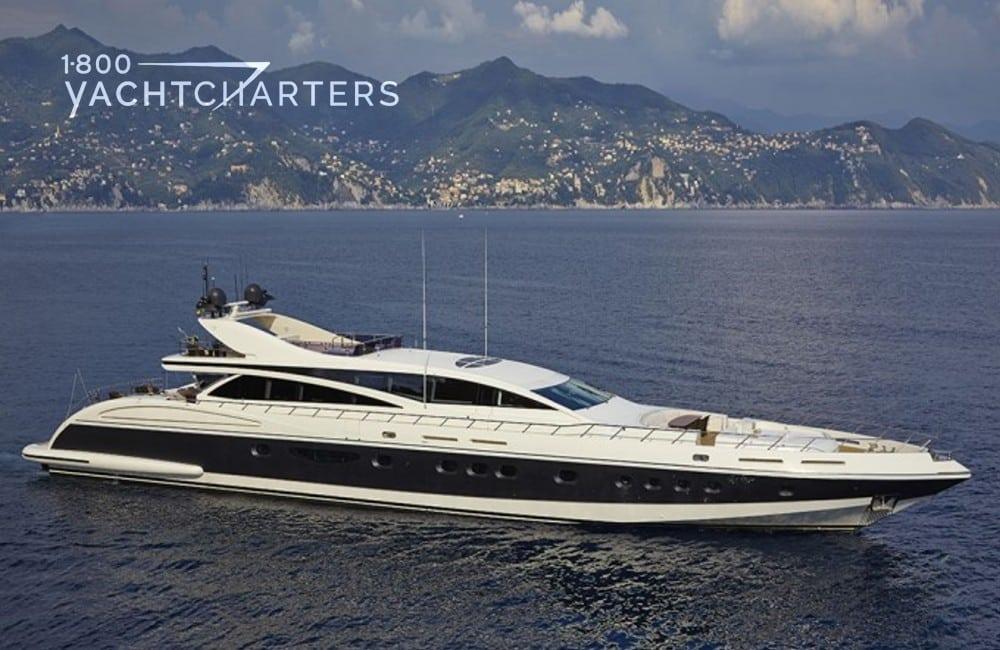 ANTELOPE III profile 1800yachtcharters