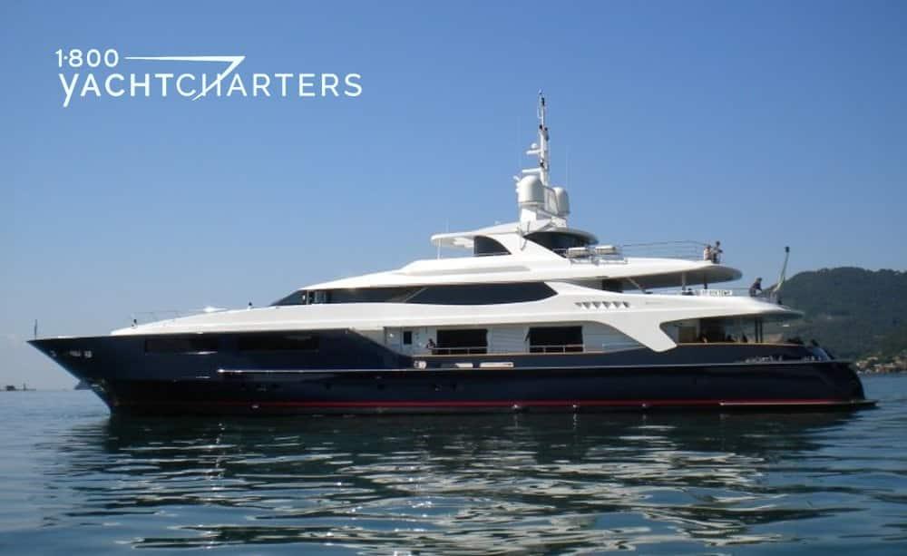 BARAKA profile 1800yachtcharters