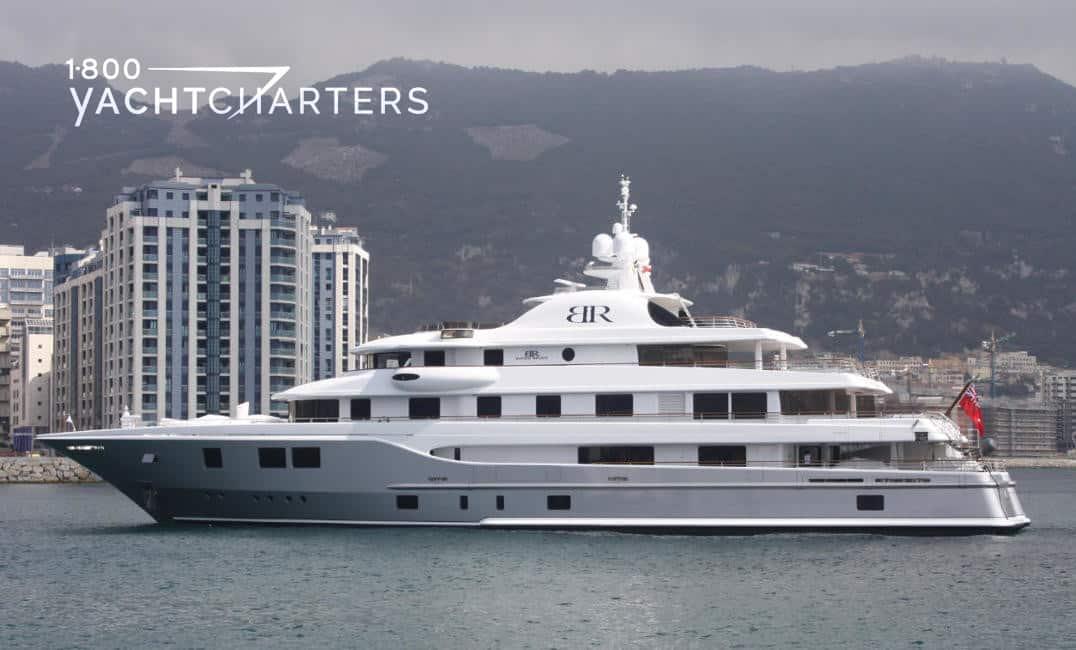 BATON ROUGE profile 1800yachtcharters
