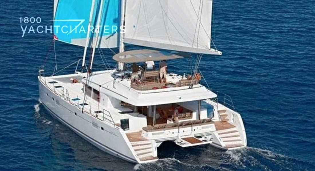 CDC catamaran profile 1800yachtcharters