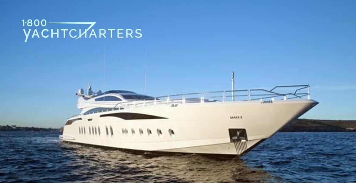 LISA IV profile 1800yachtcharters