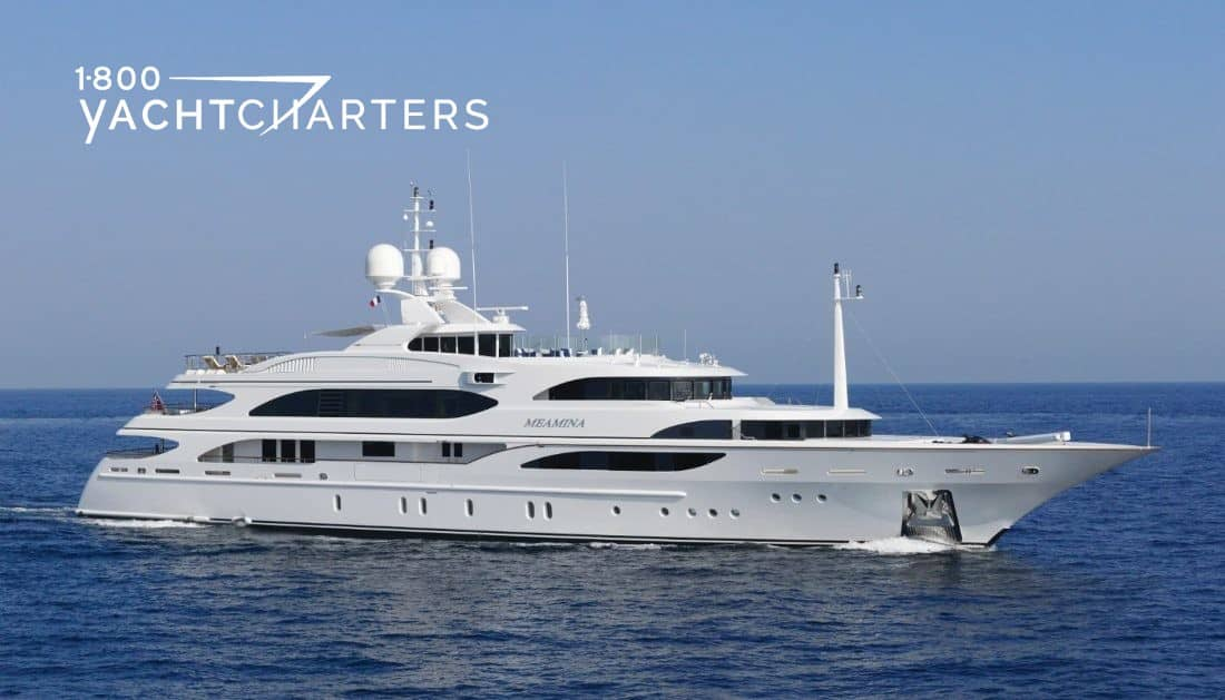 MEAMINA yacht charter profile