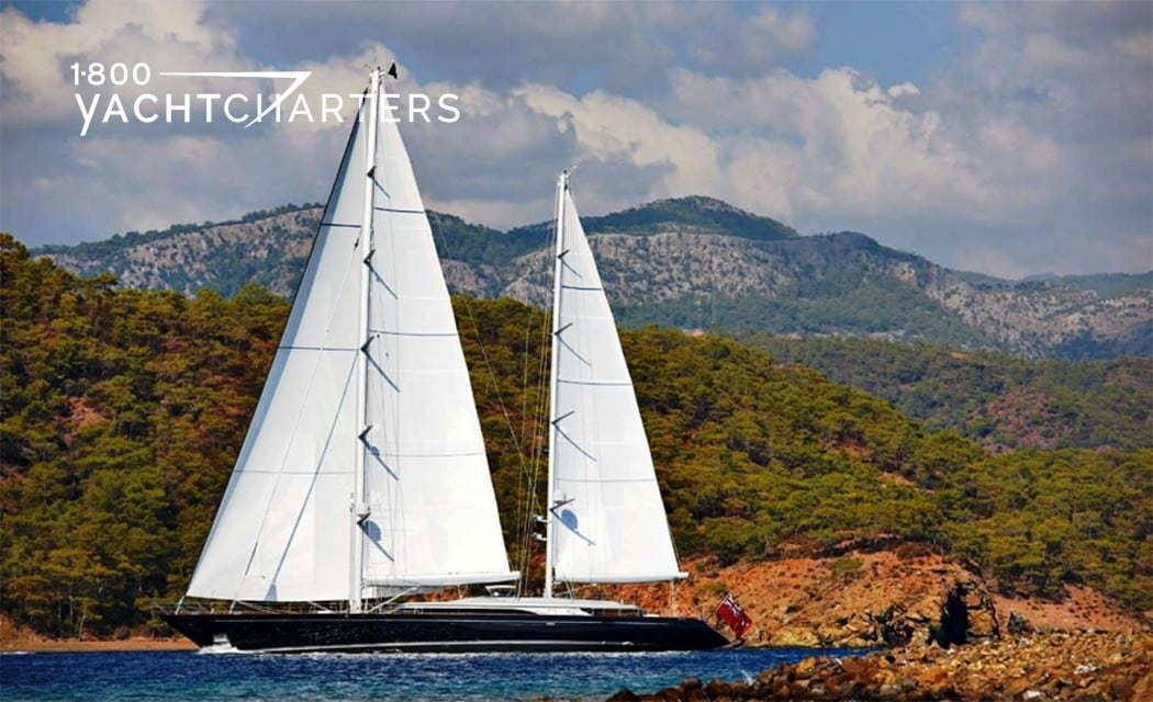 MELEK yacht charter sailboat profile