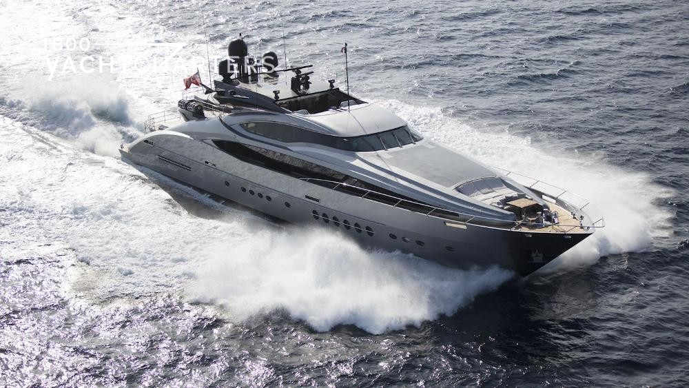 SILVER WAVE running 1800yachtcharters