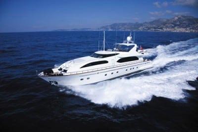 yacht charter mediterranean hero motoryacht italy
