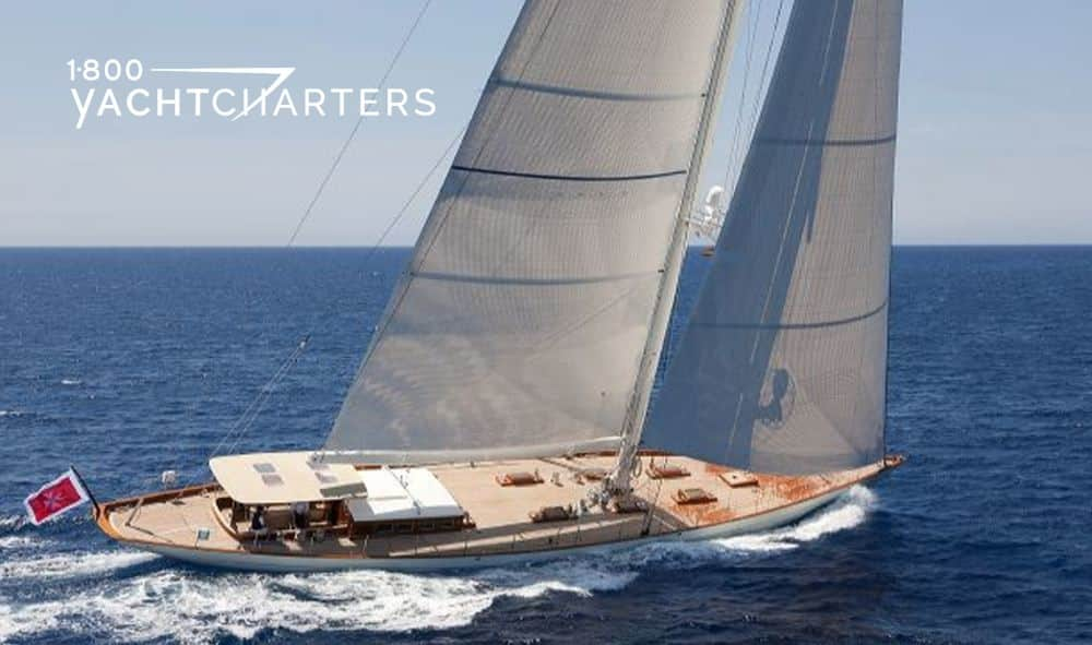ANNAGINE sailing 1800yachtcharters