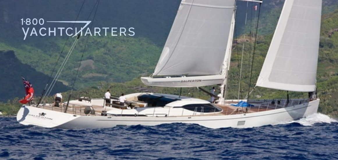 ARTEMIS sailboat 1800yachtcharters