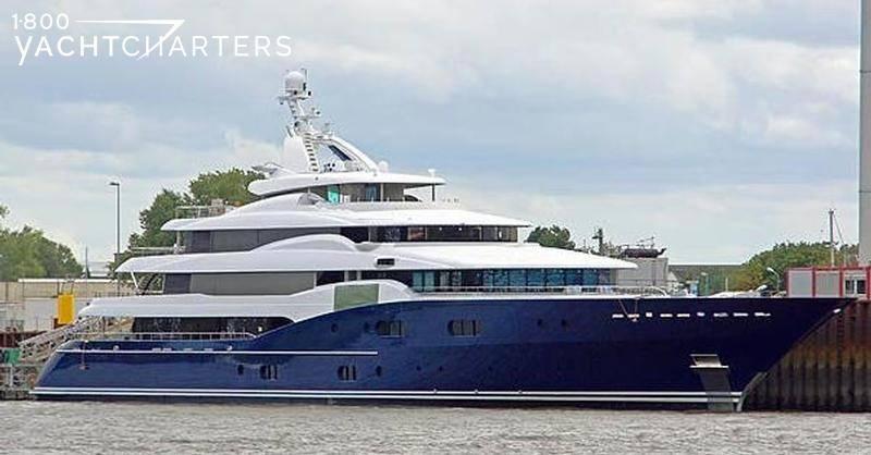 Amaryllis Yacht Charter 1 800 Yacht Charters