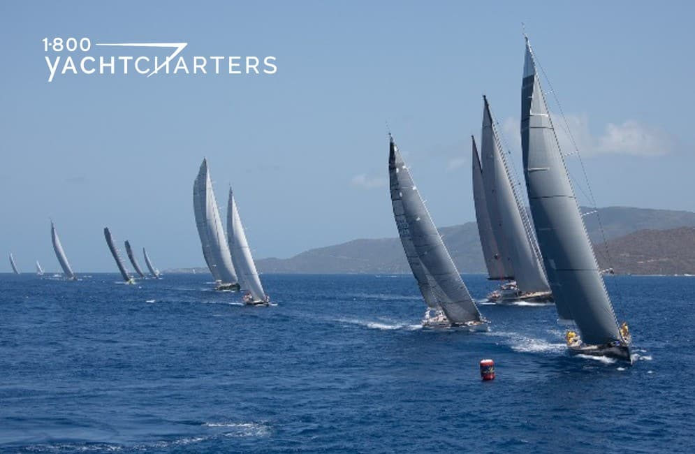 Loro Piana Superyacht Sailboat Regatta