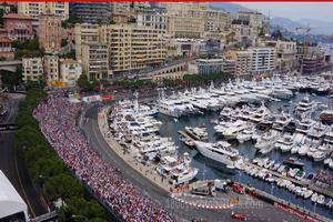 Monaco Grand Prix  F1 Formula One Race