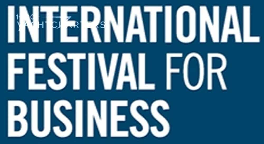 International Festival for Business logo