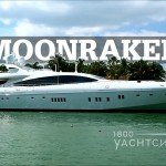 MOONRAKER profile - anchored below high rises