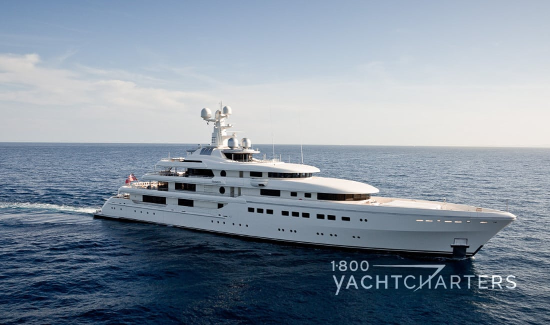 ROMEA yacht profile
