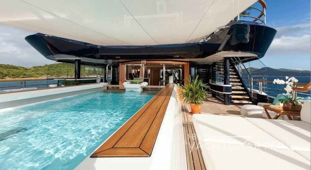 SOLANDGE Yacht Charter 1-800 Yacht Charters