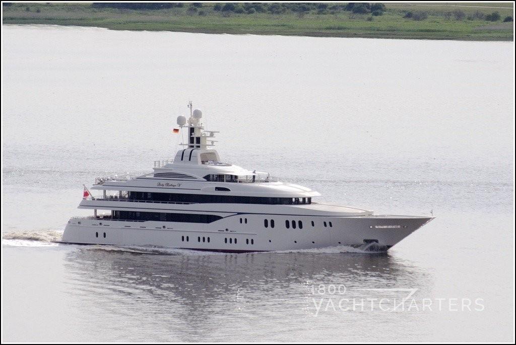 Motoryacht Lady Kathryn profile