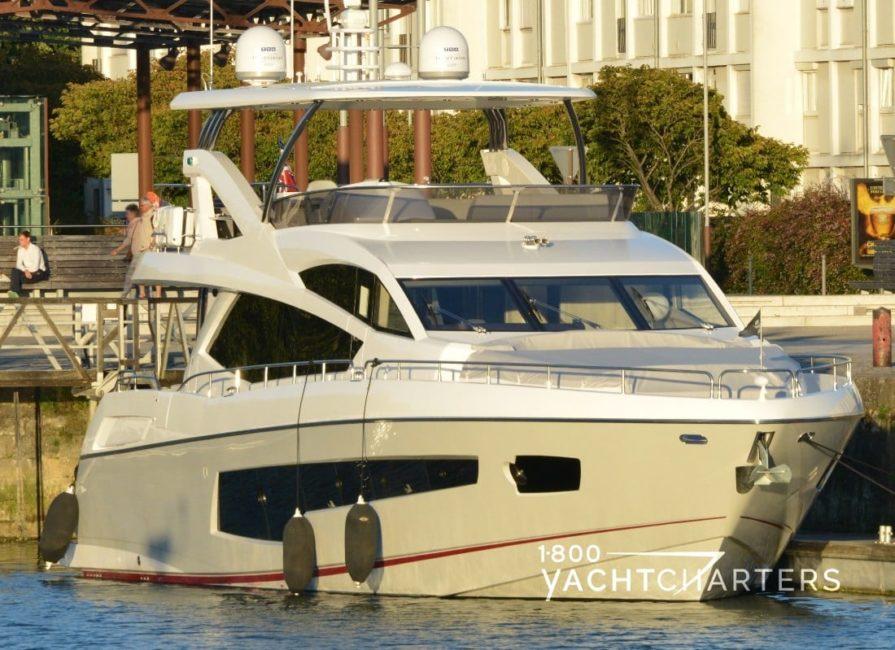 RAOUL W motoryacht profile