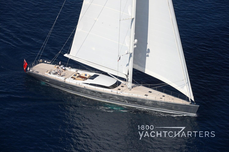 Sailboat Mirasol sailing