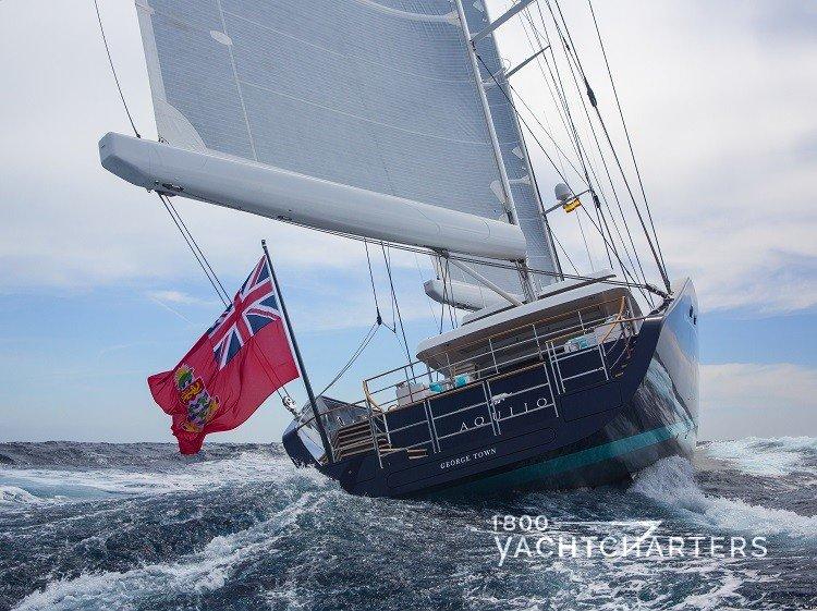 AQuiJo Yacht Charter   1-800 Yacht Charters