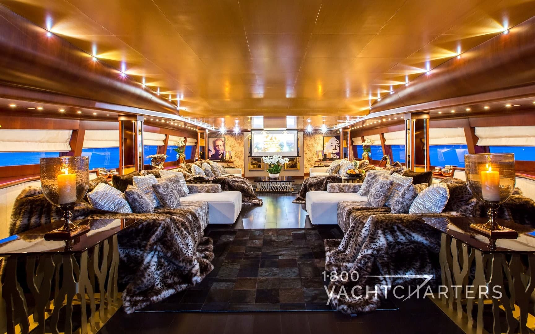 Yacht charter vessel ABILITY