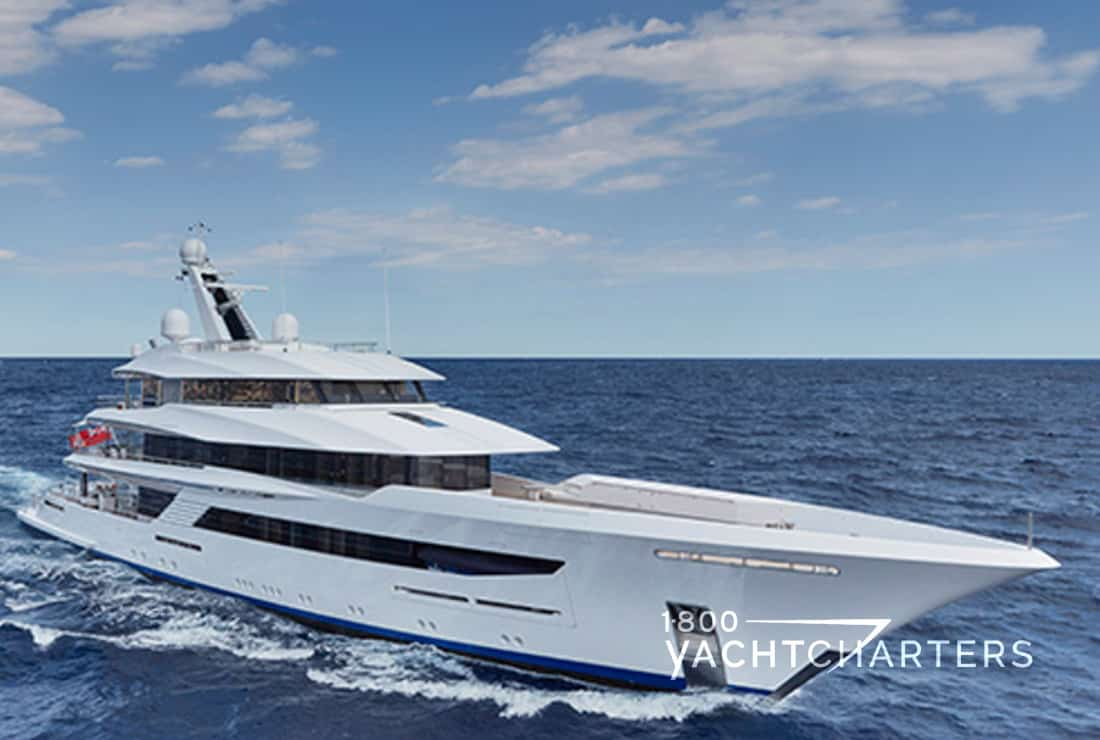 Joy yacht profile