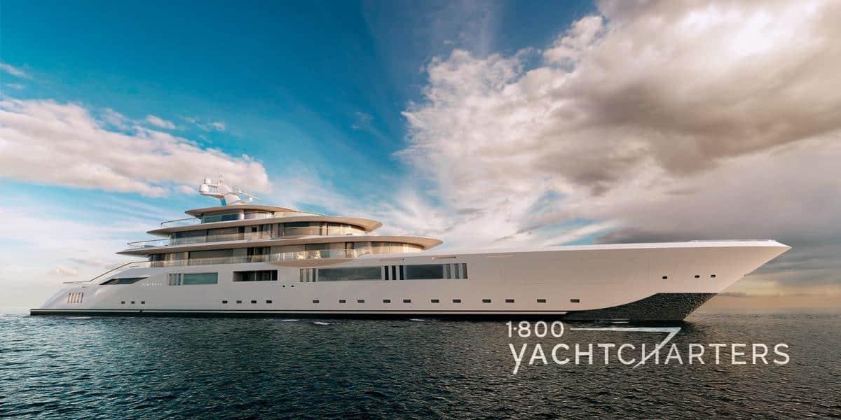 TOMORROW yacht profile