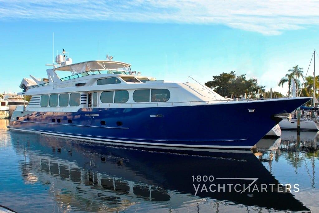 IL CAPO yacht profile