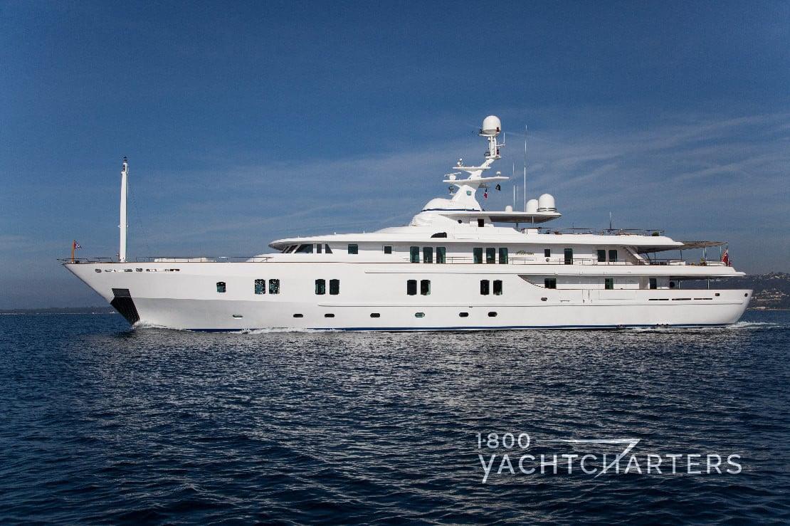 KATHARINE yacht profile