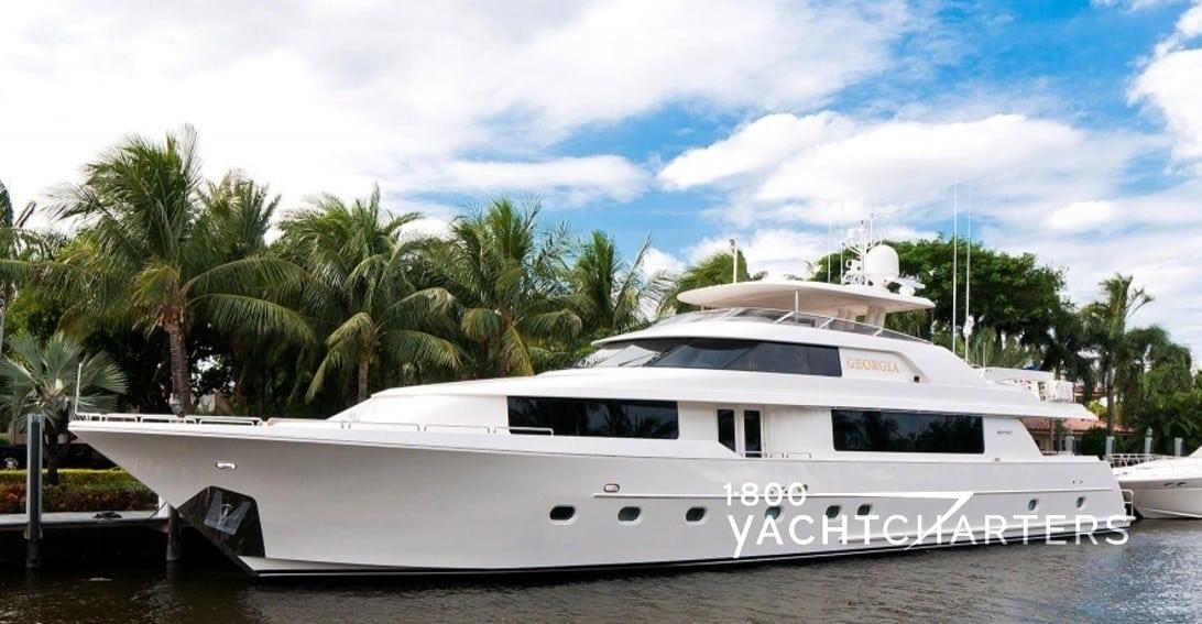 WILD KINGDOM yacht profile