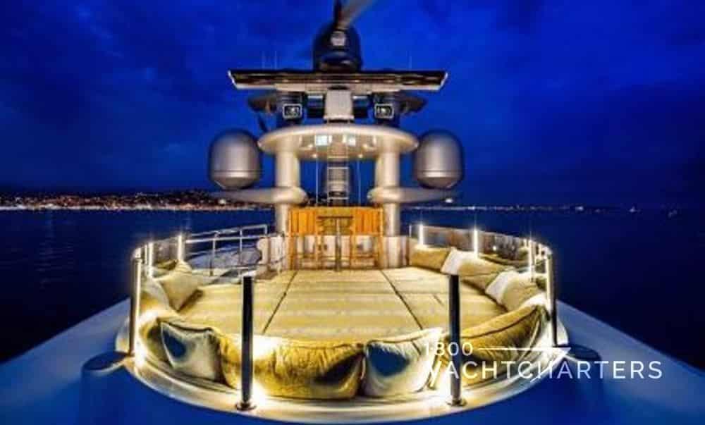 MY SEANNA Yacht Charter 1-800 Yacht Charters