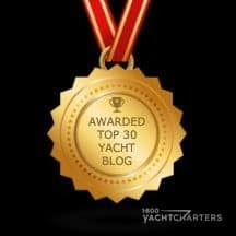 Top 30 Yacht Blogs on the Internet Award