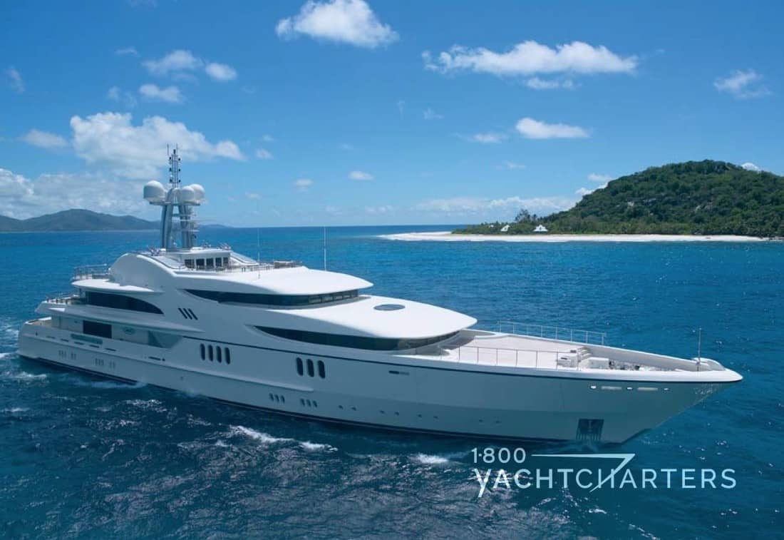 ANNA yacht profile