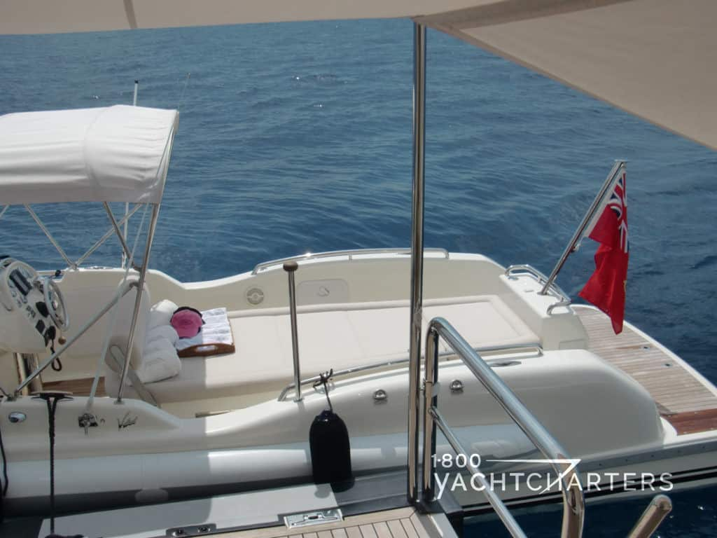 ANNA Yacht Charter 1-800 Yacht Charters