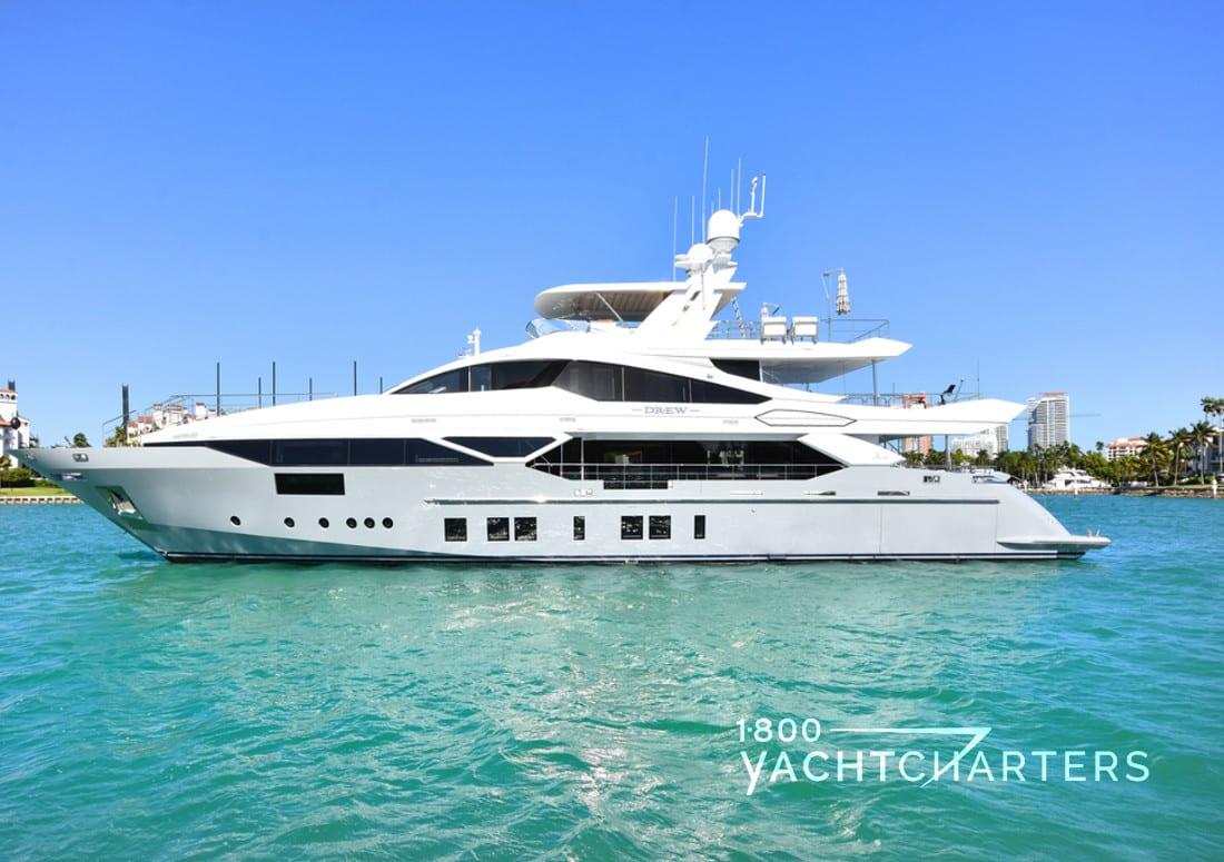 DREW yacht profile