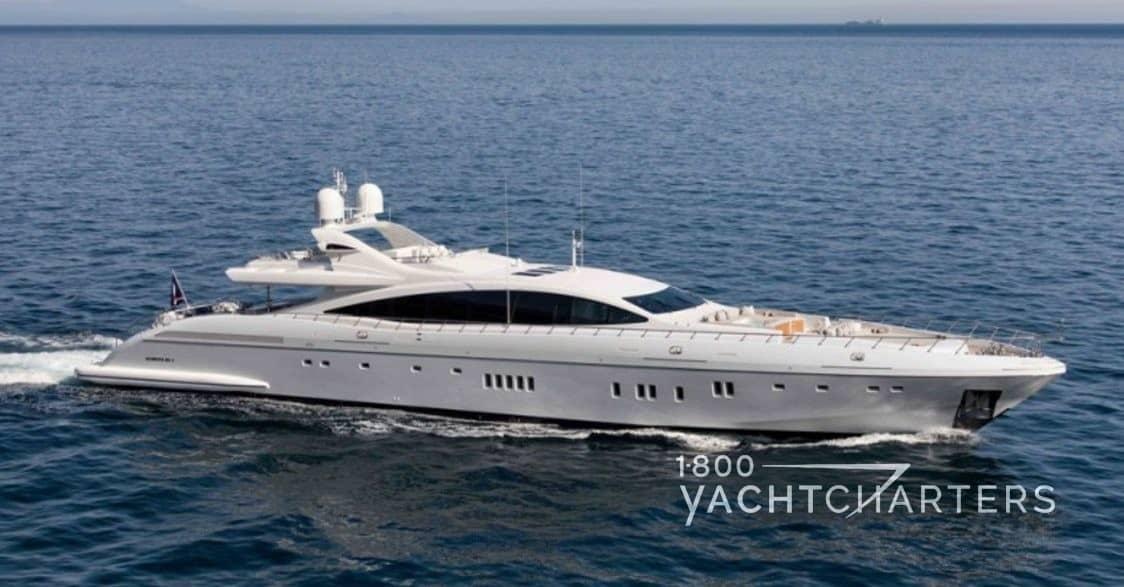 DA VINCI Yacht Charter 1-800 Yacht Charters