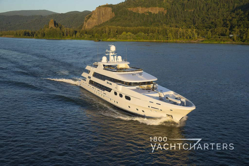 SILVER LINING Yacht Charter 1-800 Yacht Charters
