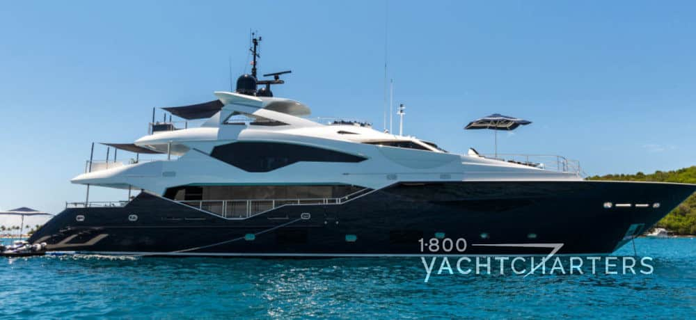 TAKE 5 yacht profile