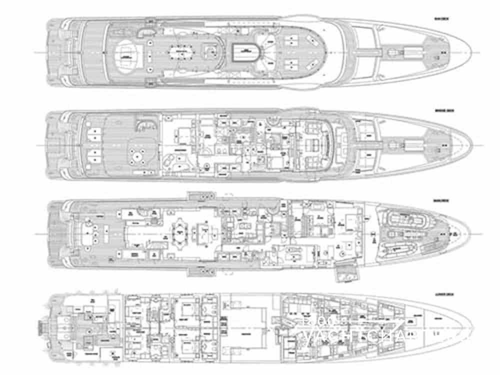 LILI Luxury Yacht Charter 1-800 Yacht Charters