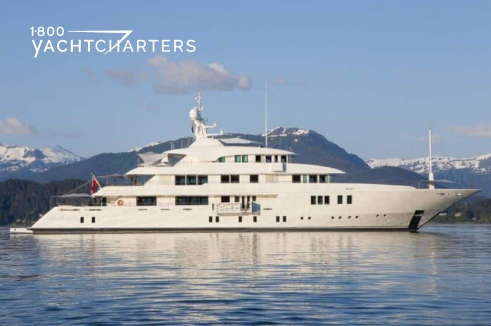 Motoryacht PARTY GIRL profile, facing right